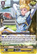 Future Knight, Llew