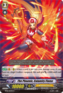 The Phoenix, Calamity Flame