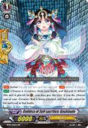 Goddess of Self-sacrifice, Kushinada