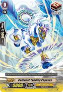 Celestial, Landing Pegasus