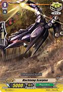 Machining Scorpion