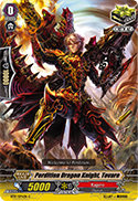 Perdition Dragon Knight, Tovare