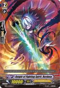 Knight of Fighting Spirit, Dordona