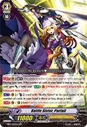 Battle Sister, Parfait