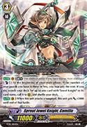 Sprout Jewel Knight, Camille