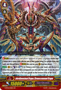 Interdimensional Dragon, Chronoscommand Dragon