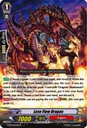 Lava Flow Dragon