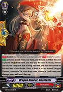 Dragon Dancer, Anastasia