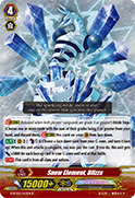 Snow Element, Blizza