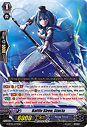 Battle Siren, Stacia