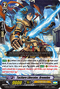 Taciturn Liberator, Brennius