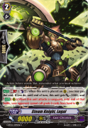 Steam Knight, Lugal