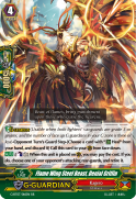 Flame Wing Steel Beast, Denial Griffin