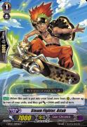 Steam Fighter, Attab