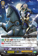 Knight of Mastery, Glenus