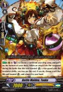 Battle Maiden, Touka