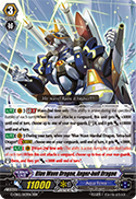 Blue Wave Dragon, Anger-boil Dragon