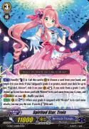 Spirited Star, Trois