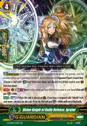 Divine Knight of Godly Defense, Igraine