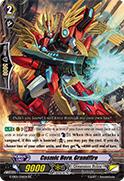 Cosmic Hero, Grandfire
