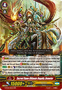 Sacred Flame Ultimate Regalia, Demeter