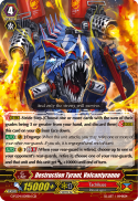 Destruction Tyrant, Volcantyranno