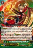 Seven Stars Mutant Deity, Relish Lady