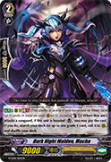 Dark Night Maiden, Macha