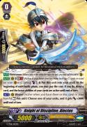 Knight of Discipline, Alectos