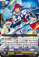 Knight of Twin Sword
