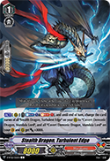 Stealth Dragon, Turbulent Edge