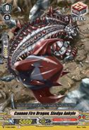 Cannon Fire Dragon, Sledge Ankylo
