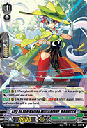 Lily of the Valley Musketeer, Rebecca