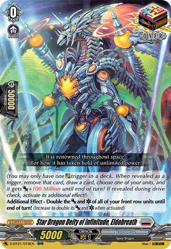 Star Dragon Deity of Infinitude, Eldobreath