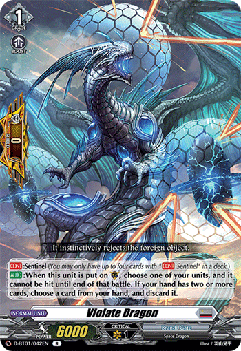 Violate Dragon