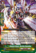 Genesis Beast, Destiny Guardian