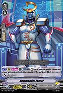 Commander Laurel