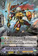 Knight of Superior Skills, Beaumains