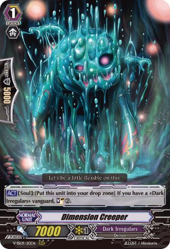 Dimension Creeper