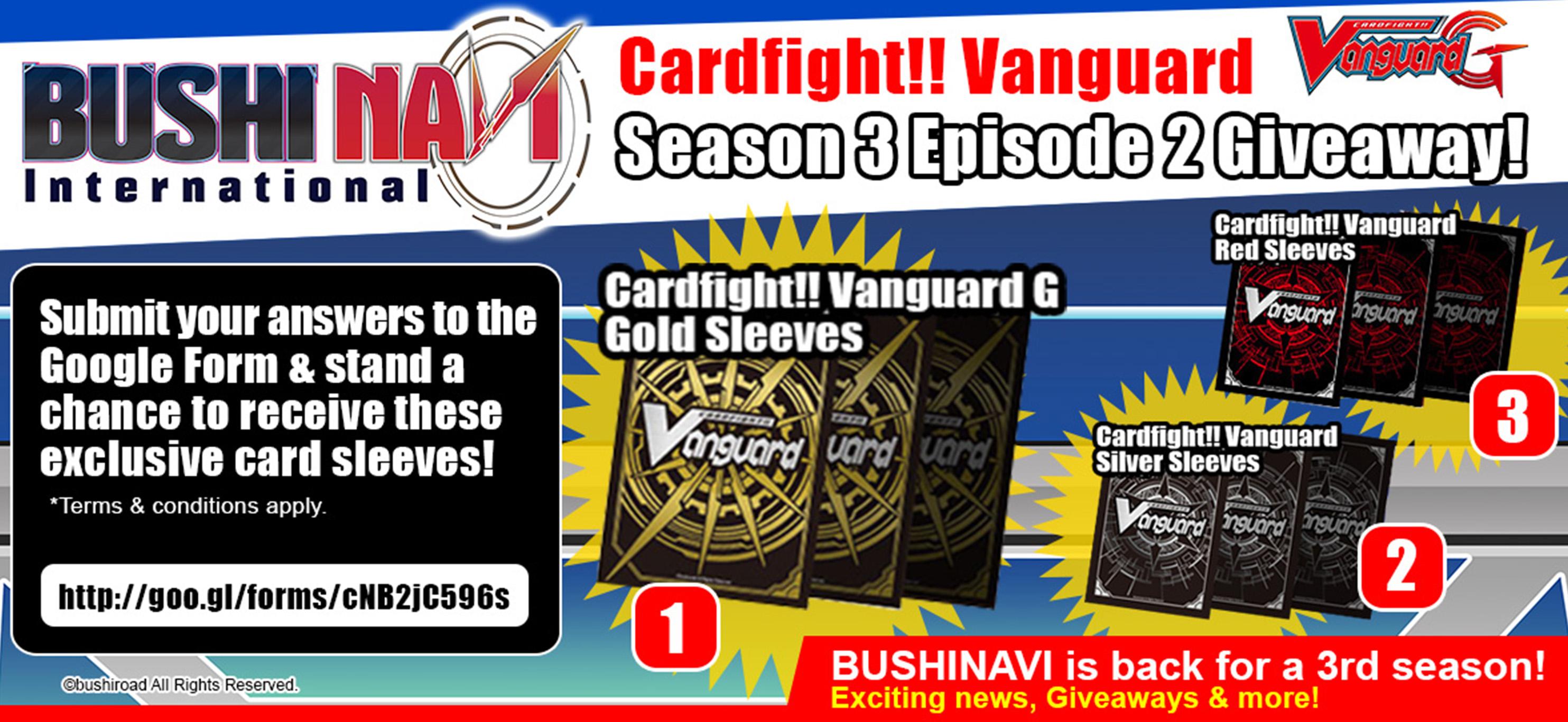 BUSHI NAVI International Season 3 Episode 2