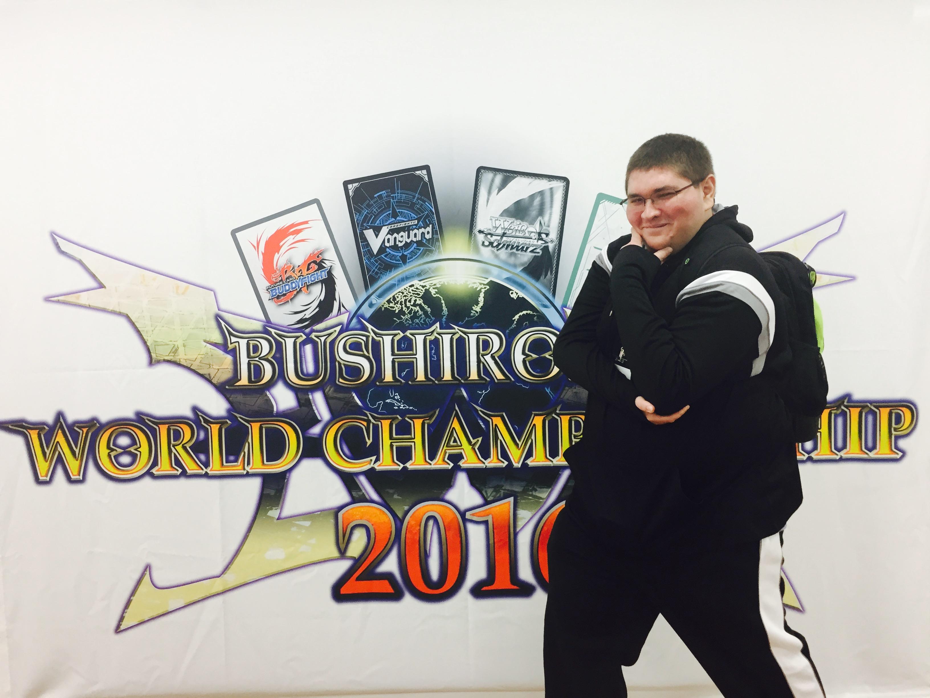 World Final Champion