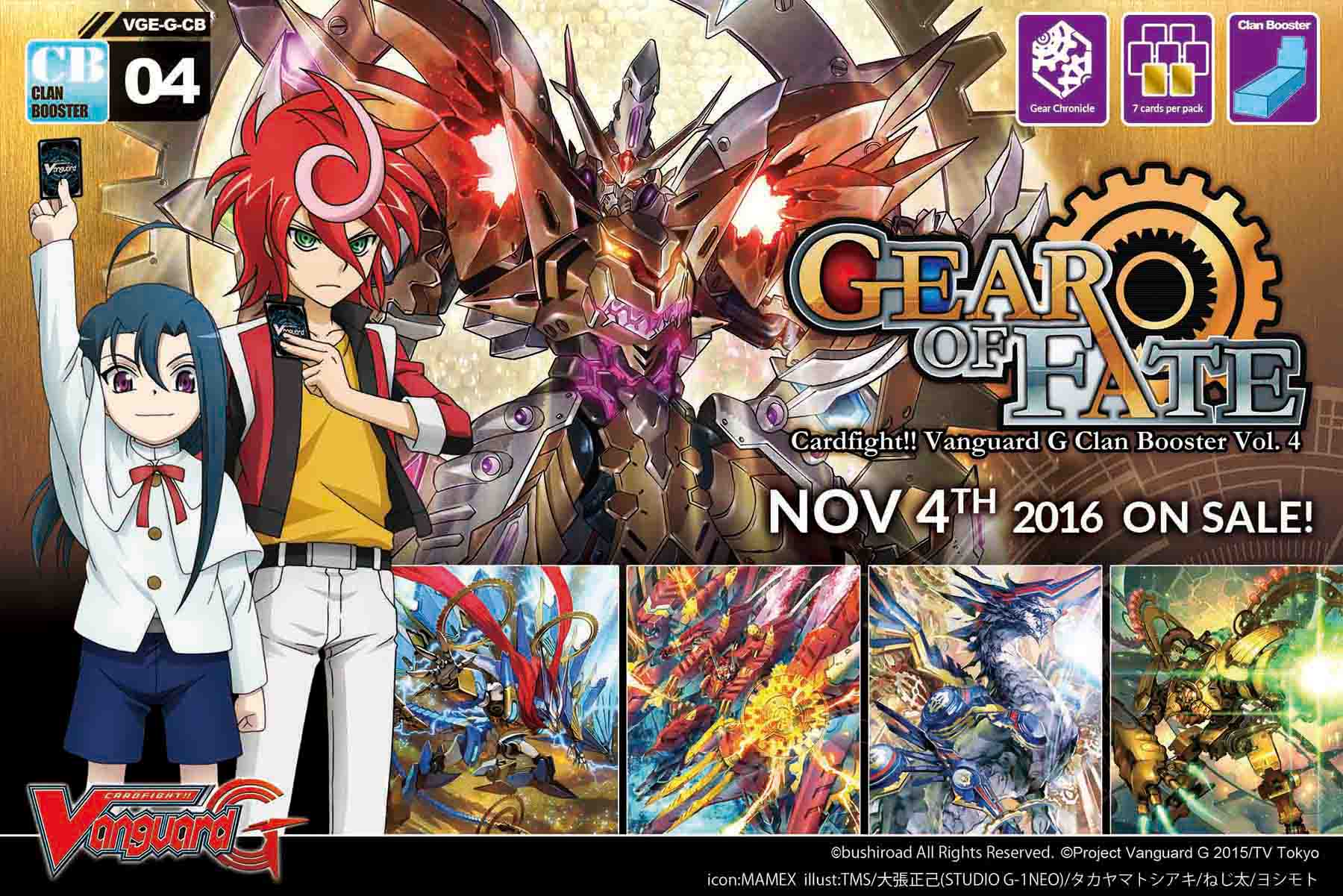 [G-CB04] Gear of Fate