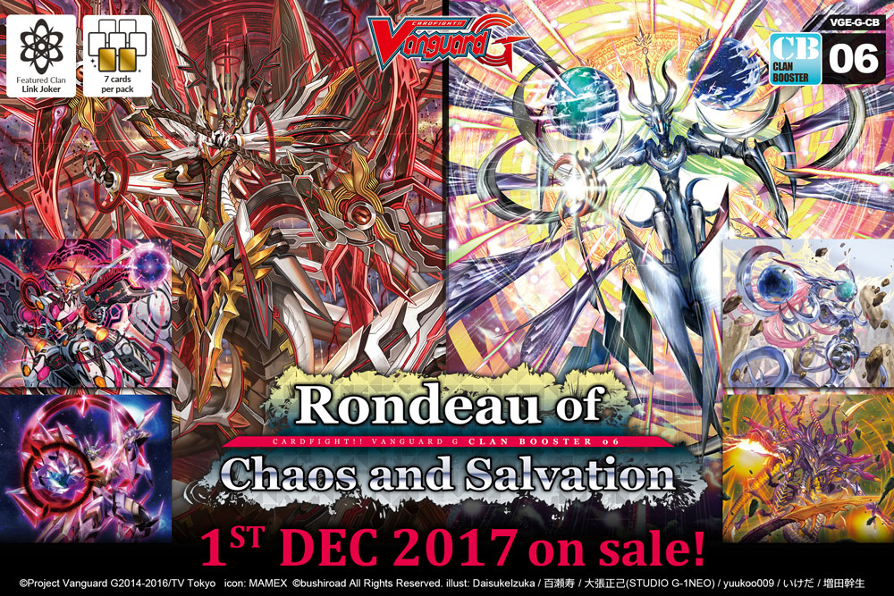 [G-CB06] Rondeau of Chaos and Salvation