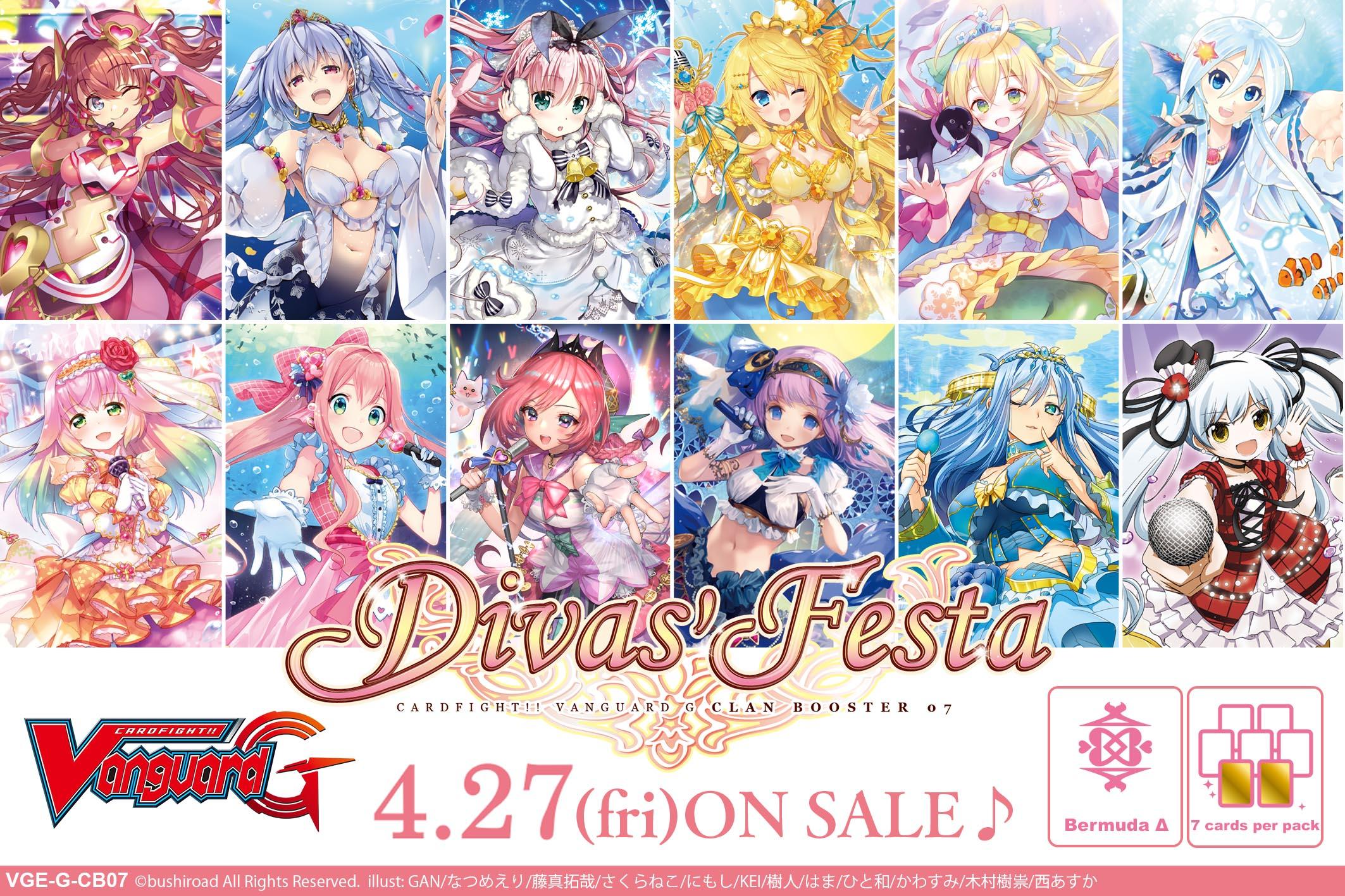 [G-CB07] Divas' Festa