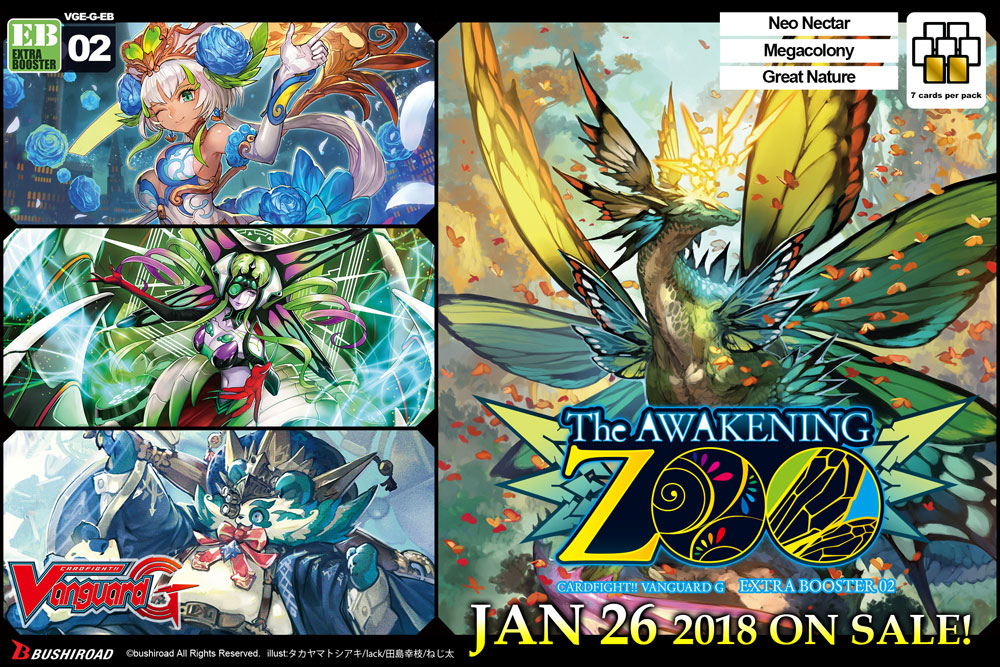 [G-EB02] The AWAKENING ZOO