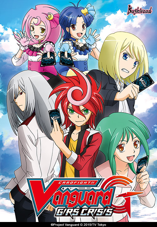 Cardfight!! Vanguard GIRS Crisis