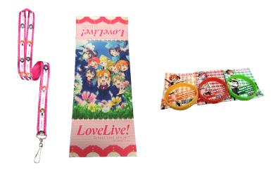 Love Live! merchandise in C3