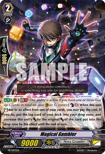Magic Gambler