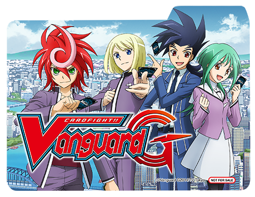 Cardfight!! Vanguard G: Next