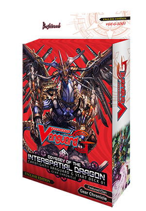 [G-SD01] Odyssey of the Interspatial Dragon